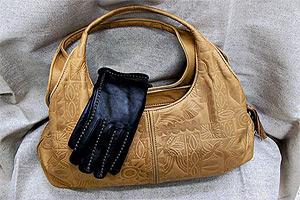 Уход за сумками, перчатками, шляпами, плащами и зонтами.